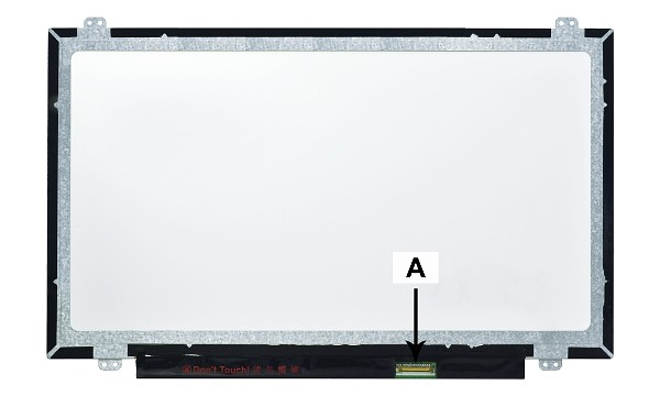 "801083-C93 14.0"" 1366x768 WXGA HD LED matt"