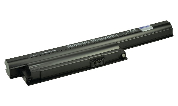 VAIO E Series SVE1511KFXW batteri (6 Celler)