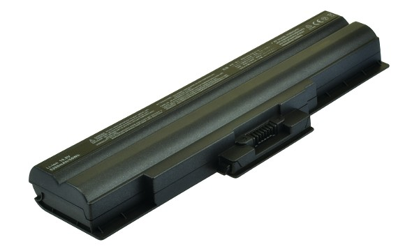Vaio VGN-FW41J/H Battery (6 Cells)
