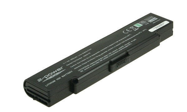 Vaio VGN-FJ290 batteri (6 Celler)
