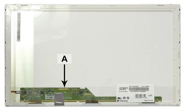 "ThinkPad Edge E540 15.6"" 1366x768 WXGA HD LED Matte"