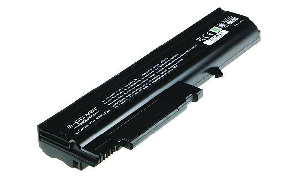 ThinkPad T40P 2376 batteri (6 Celler)
