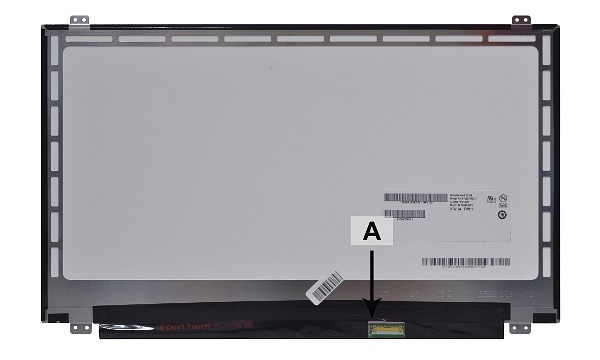 "ThinkPad E550 20DF 15.6"" WXGA 1366x768 HD LED Matte"