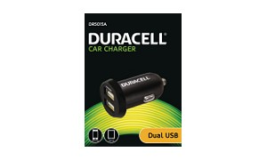 In Car 1A+2.4A Dual USB Charger