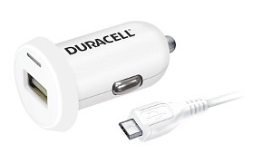 In Car 2.4A Charger + 1M Micro USB Cable
