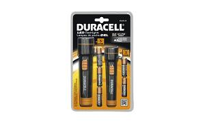Duracell Voyager Torch Twin Pack