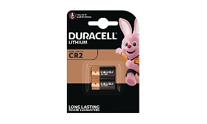 Duracell CR2 Camera Battery Pack of 2