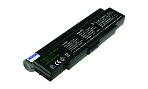 Vaio VGN-SZ61wn Battery (9 Cells)