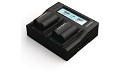 V-LUX 1 Panasonic CGA-S006 Dual Battery Charger